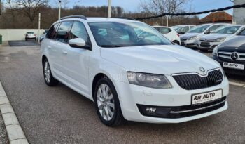 Škoda Octavia TDI GreenLine LED 2014. full