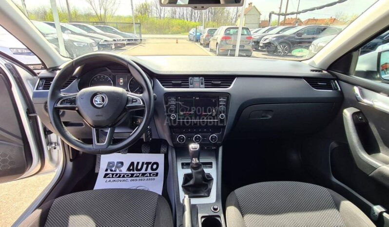 Škoda Octavia 1.6 TDI 2015. full