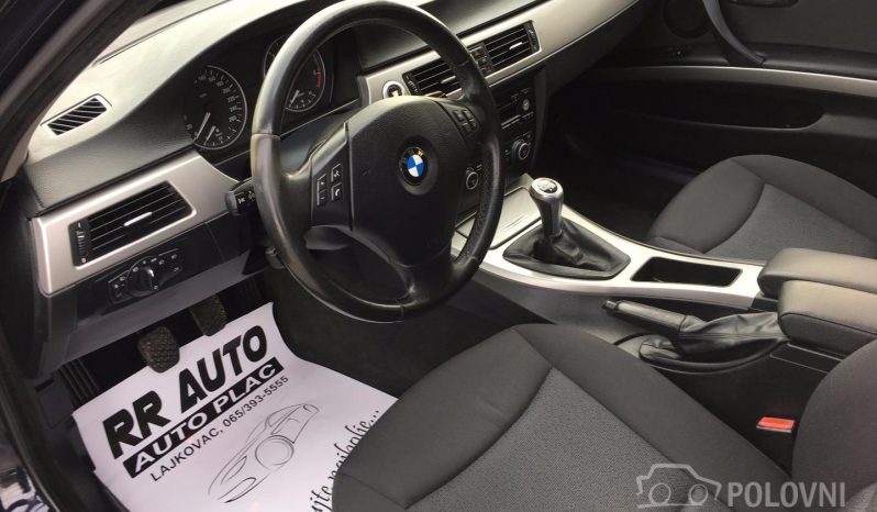 BMW 318 D full