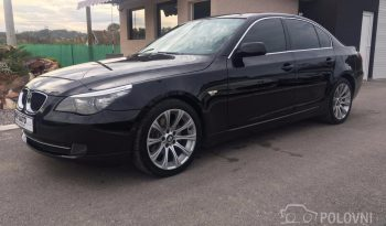 BMW 520 D RESTAJLING full