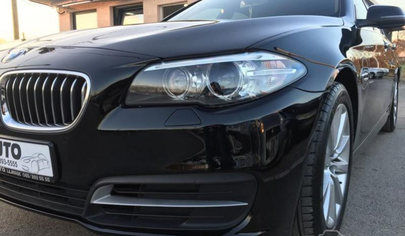 BMW 520 F10 full