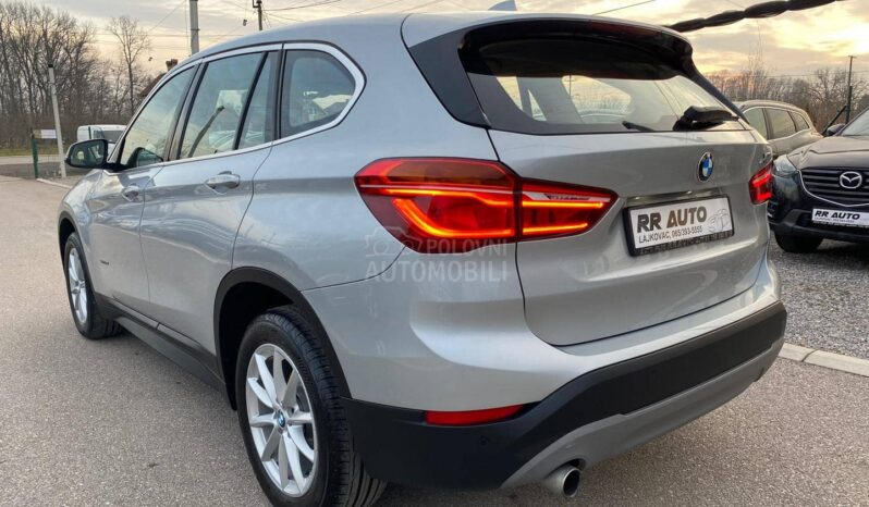 BMW X1 2.0D X- Line N O V 2016. full