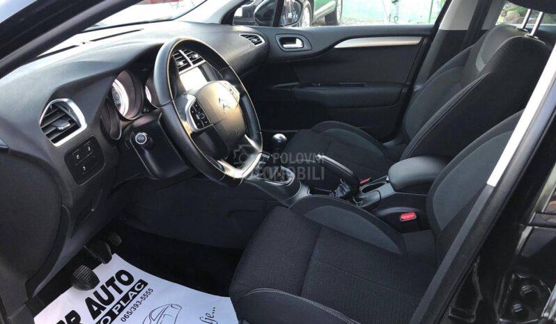 Citroen C4 1.6hdi L E D 2016. full
