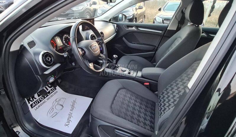 Audi A3 1.6 TDI N O V 2016. full