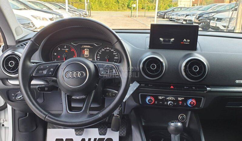 Audi A3 2.0TDI S-LINE LED 2016. full
