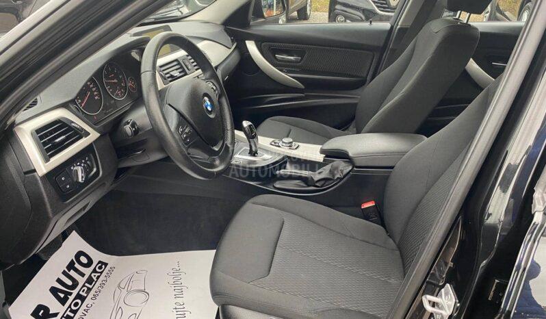 BMW 318D Automatic 2016 full