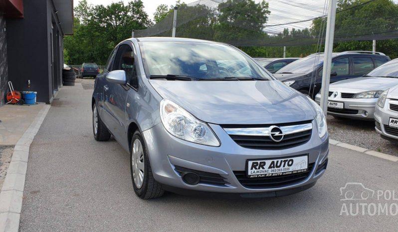 Opel Corsa D 1.2 B full