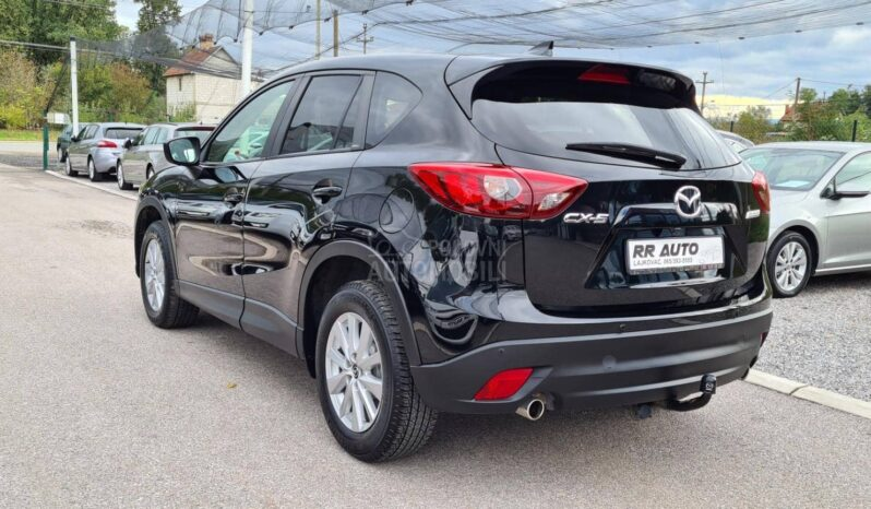 Mazda CX-5 2.2 D N O V 2015 full