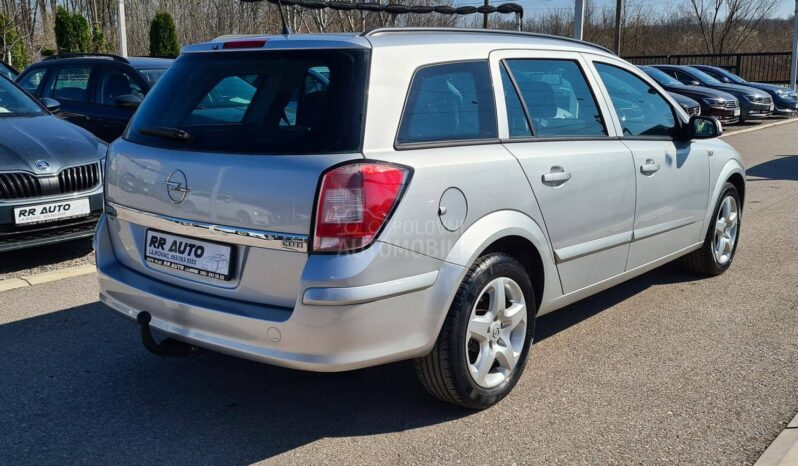 Opel Astra H 1.3CDTI T O P 2007 full