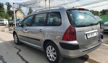 Peugeot 307 1.4HDI T O P 2003. full