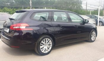 Peugeot 308 1.6HDI T O P 2014 full