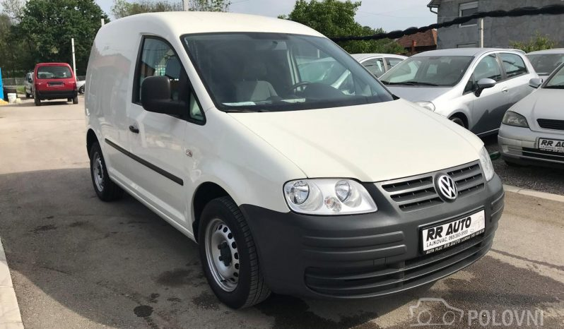 Volkswagen Caddy 2.0 SDI T O P full