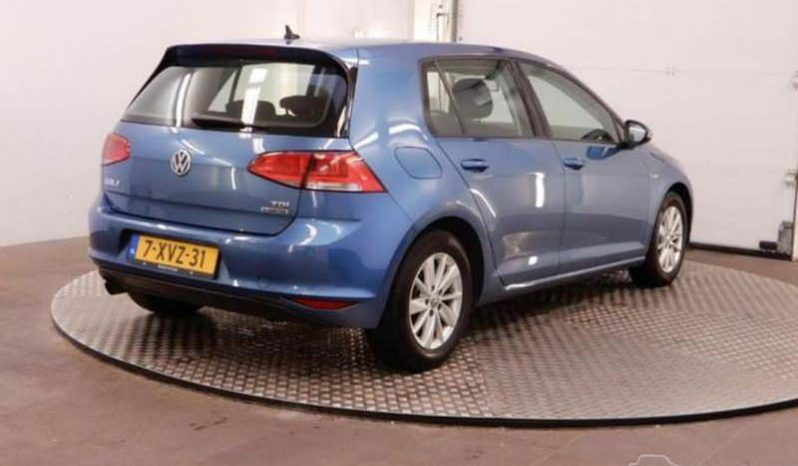 Volkswagen Golf 7 1.6TDI full