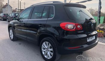 Volkswagen Tiguan 2.0TDI full